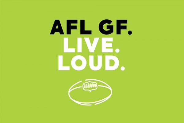 AFL. Grand Final Live.